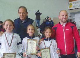 """Две шампионски титли и общо седем медала за """"Пентатлон"""" Пазарджик"""